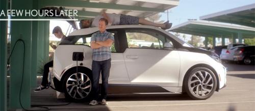 Lexus tung quảng cáo chế giễu BMW i3 - 1