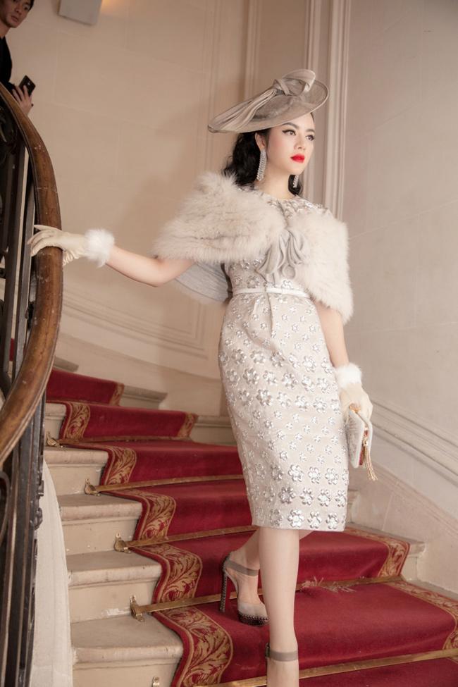Người đẹp Việt luôn nổi bật khi xuất hiện tại các sự kiện thời trang quốc tế.