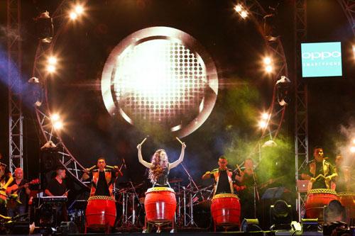 Live concert Mỹ Tâm được fanpage giải thưởng thế giới quan tâm - 6