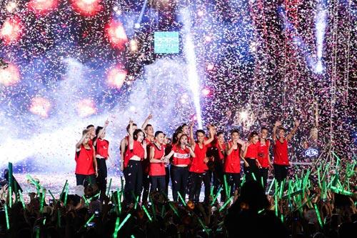 Live concert Mỹ Tâm được fanpage giải thưởng thế giới quan tâm - 7
