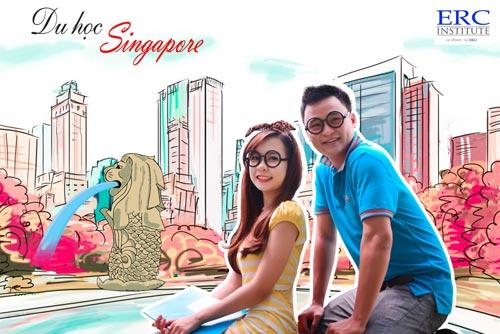 Thủ tục du học Singapore ngành Du Lịch Khách Sạn - 1