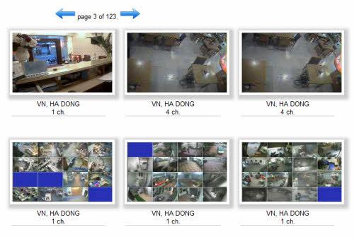 HOT: Gần 1.000 camera tại VN đang bị 'phát sóng' công khai - 1