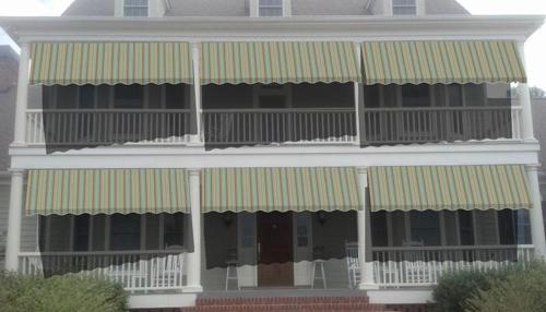 Lựa chọn mái hiên di động, mái che, mái xếp phù hợp với căn nhà bạn - 2