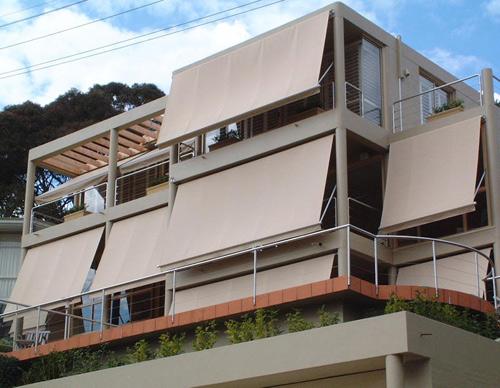 Lựa chọn mái hiên di động, mái che, mái xếp phù hợp với căn nhà bạn - 3