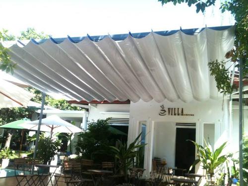 Lựa chọn mái hiên di động, mái che, mái xếp phù hợp với căn nhà bạn - 5