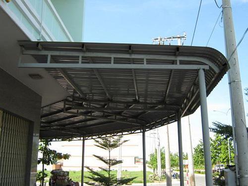 Lựa chọn mái hiên di động, mái che, mái xếp phù hợp với căn nhà bạn - 10