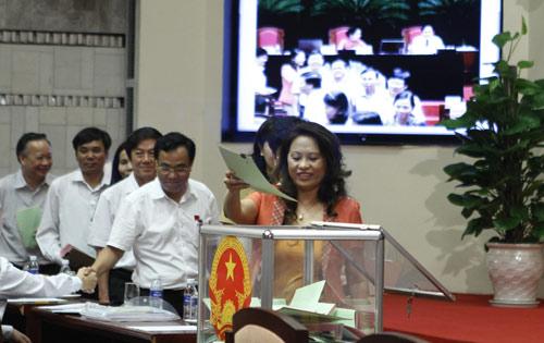 Hà Nội: Cách chức lãnh đạo có số phiếu tín nhiệm thấp - 1