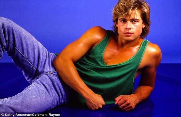 Ảnh Brad Pitt thuở mới vào nghề và bạn gái tin đồn - 5