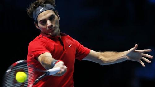 Federer - Nishikori: Đẳng cấp vượt trội (ATP Finals) - 1