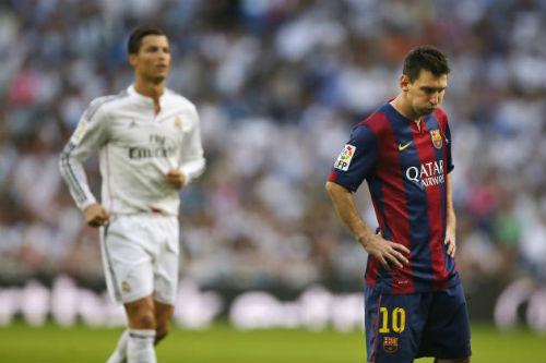 Ronaldo bác bỏ tin khinh thường Messi - 1