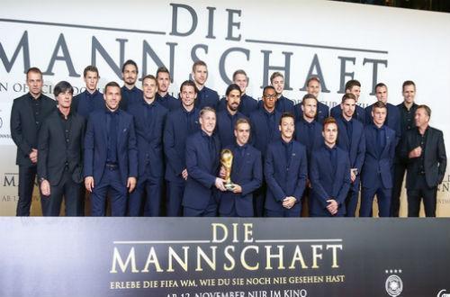 Tuyển Đức lên phim trước cuộc so tài với Tây Ban Nha - 3