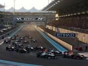 Lịch thi đấu F1: Abu Dhabi GP 2014