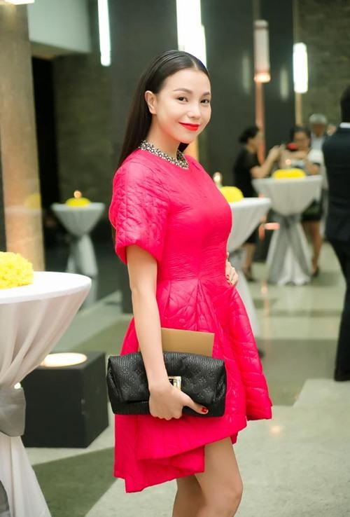 Hoa hậu Thu Thảo mong manh tựa thiên thần - 5