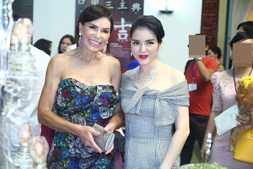 Hoa hậu Thu Thảo mong manh tựa thiên thần - 9