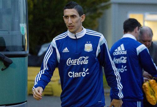 """Trở lại đội tuyển, Tevez lên tiếng """"nịnh"""" Messi - 8"""