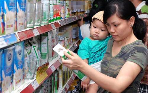 Cấm quảng cáo sữa thay thế sữa mẹ cho trẻ dưới 2 tuổi - 1