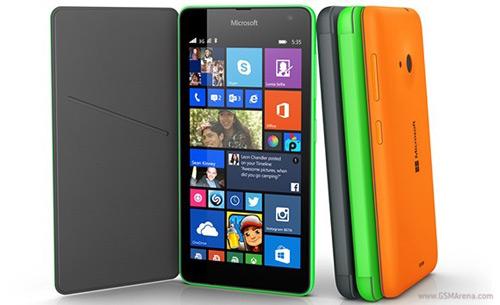 Microsoft Lumia 535 trình làng, giá cực mềm - 2