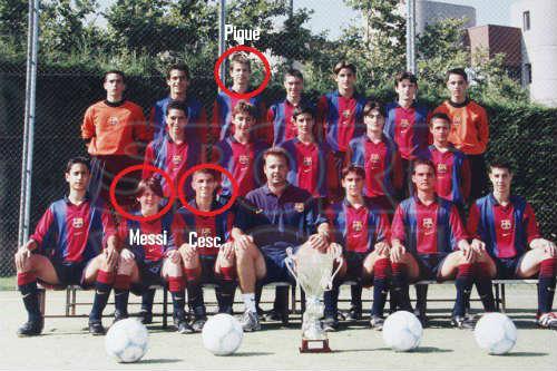Arsenal từng mua hụt Messi chỉ vì thói keo kiệt - 1