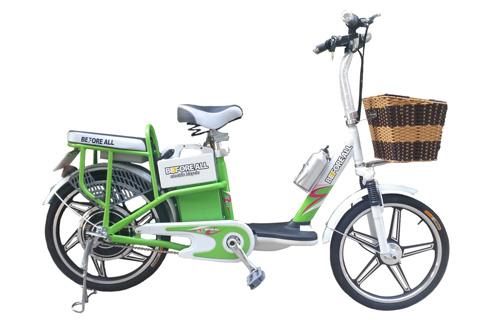 Những hãng xe nổi bật trên thị trường xe đạp điện - 7