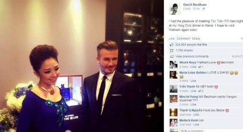 Fan nữ xinh đẹp nguyện đi suốt đêm vì Beckham - 13