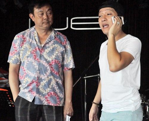 Quang Lê, Phương Mỹ Chi lần đầu diễn hài - 7