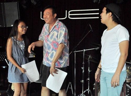 Quang Lê, Phương Mỹ Chi lần đầu diễn hài - 6