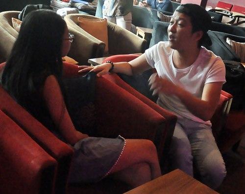 Quang Lê, Phương Mỹ Chi lần đầu diễn hài - 4