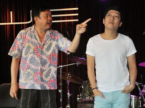 Quang Lê, Phương Mỹ Chi lần đầu diễn hài - 2