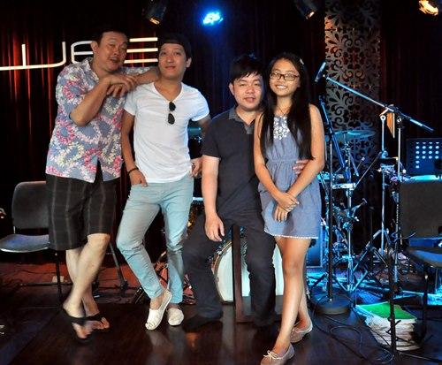 Quang Lê, Phương Mỹ Chi lần đầu diễn hài - 1