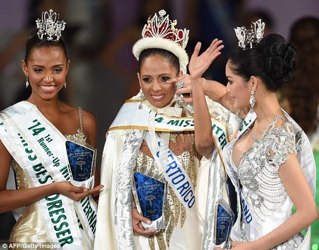 Miss International: Đặng Thu Thảo ra về trắng tay! - 1