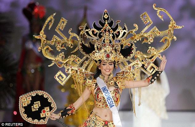 Miss International: Đặng Thu Thảo ra về trắng tay! - 11