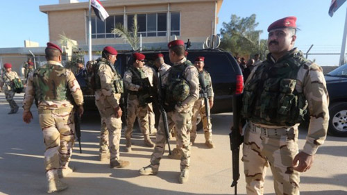 Mỹ điều binh đẩy mạnh cuộc chiến chống IS - 2