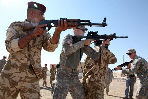 Mỹ điều binh đẩy mạnh cuộc chiến chống IS - 1