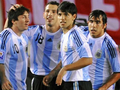 """Argentina – Croatia: Ngày Messi không phải """"kép chính"""" - 1"""