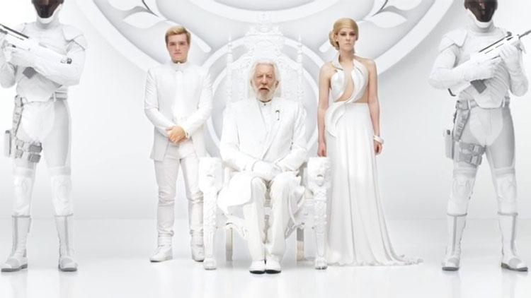 """""""Hunger Games 3"""" chưa ra rạp đã mừng trúng lớn - 3"""