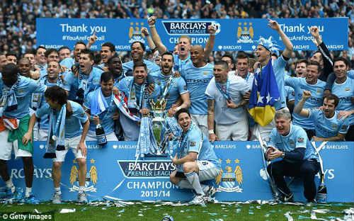 Man City: Mất 1 triệu bảng cho 1 điểm ở Premier League - 1