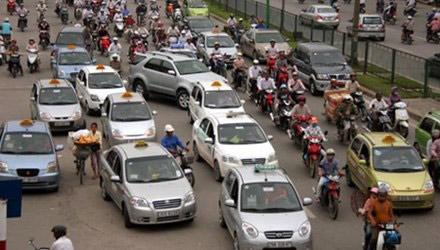 TP Hồ Chí Minh: Cước vận tải giảm nhỏ giọt - 1