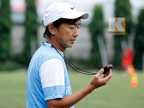 HLV Miura tìm ra bộ khung và chiến thuật cho ĐTVN - 3