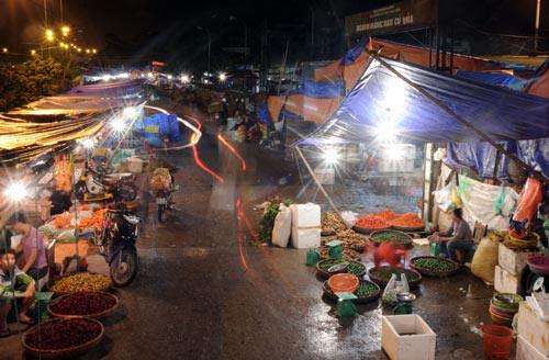 Ngắm khu chợ trời thú vị nhất thế giới ở Hà Nội - 1