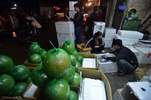 Ngắm khu chợ trời thú vị nhất thế giới ở Hà Nội - 4