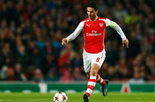 """Arsenal """"trói chân"""" Arteta thành công - 1"""