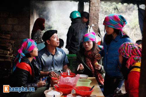 """Lên Hà Giang ăn """"lẩu dân tộc"""" - 4"""