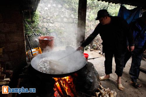 """Lên Hà Giang ăn """"lẩu dân tộc"""" - 3"""