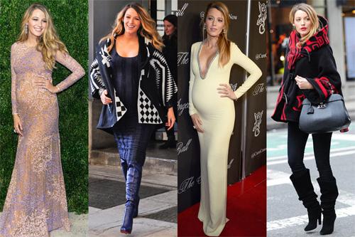 4 mẹ bầu xinh đẹp và quyến rũ nhất Hollywood - 1