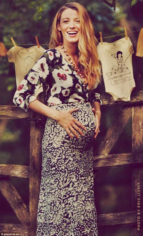 4 mẹ bầu xinh đẹp và quyến rũ nhất Hollywood - 4