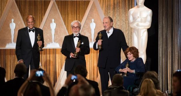 Những điều chưa biết về Giải thành tựu trọn đời Oscar - 1