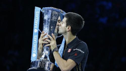Federer bỏ cuộc, Djokovic dễ dàng vô địch ATP Finals - 2