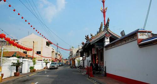 Hoàng thành cổ Malacca - Venice của phương Đông - 3
