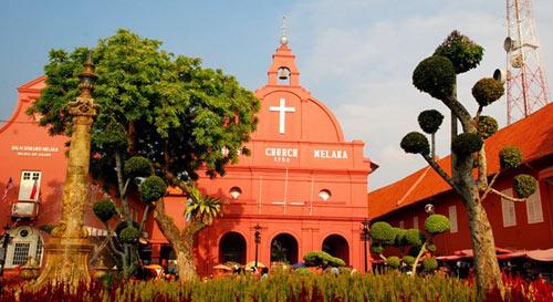 Hoàng thành cổ Malacca - Venice của phương Đông - 4