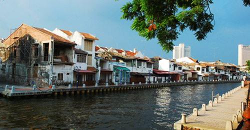Hoàng thành cổ Malacca - Venice của phương Đông - 5